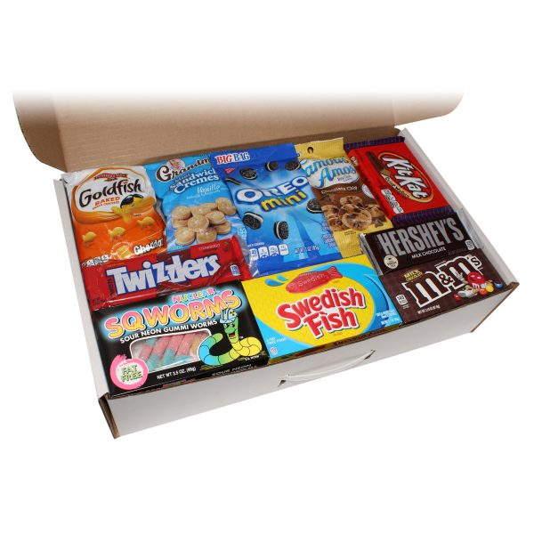 """""""Candy & Snacks"""" Fundraiser Selection"""