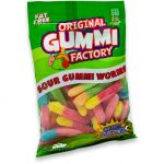 Original Gummy Factory Worms