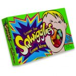 Screamin' Sour Sqwigglies Gummi Worms