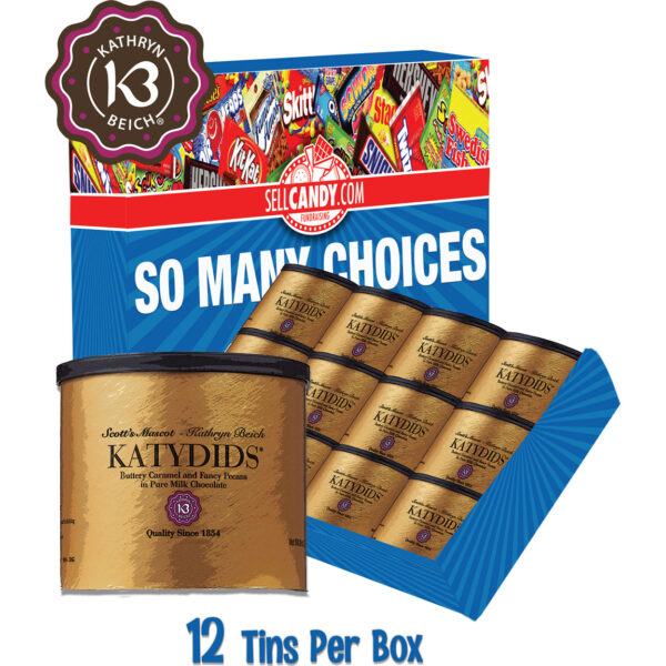 Katydids fundraiser box
